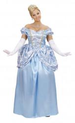 Déguisement princesse Cendrillon femme