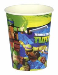 Lot de 8 gobelets en carton Tortues Ninja™