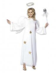 Déguisement ange étoilé femme Noël