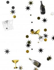 Confettis de table nouvel an 34 grammes