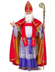 Déguisement pape Saint Nicolas superluxe homme