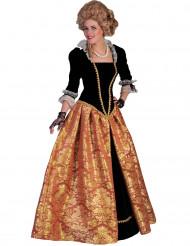 Déguisement impératrice baroque femme