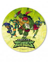 Disque azyme Tortues Ninja™ 20 cm