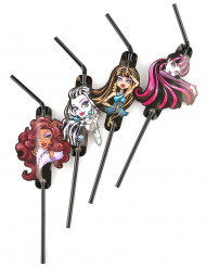 8 pailles Monster High 2™