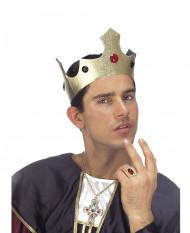 Set bijoux roi adulte