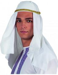Coiffe émir arabe adulte