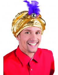 Chapeau sultan adulte