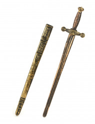 Epée avec son étui