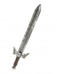 Epée chevalier en plastique 67 cm