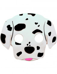 Masque chien dalmatien enfant
