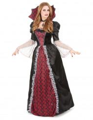 Déguisement deluxe vampire baroque femme