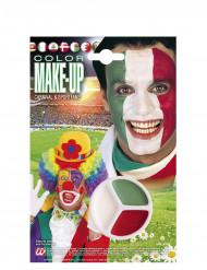 Maquillage supporter Italie