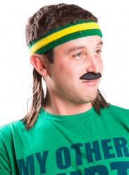 Bandeau Mulet jaune et vert Mulletonthego™