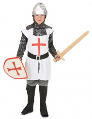 Déguisement chevalier à la croix garçon
