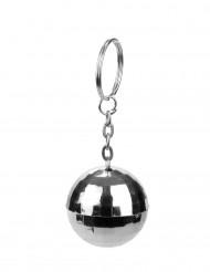 Porte clefs boule disco 4 cm