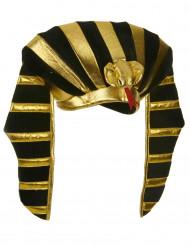 Coiffe pharaon égyptien adulte