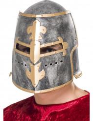 Casque chévalier médiéval adulte