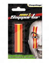 Maquillage supporter Espagne adulte