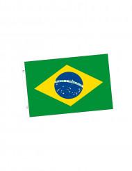 Drapeau supporter Brésil 150 x 90 cm