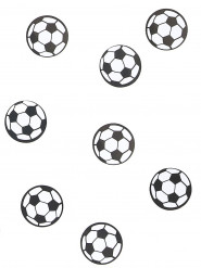 150 confettis de table ballon de foot