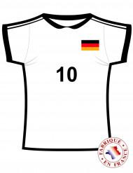Décoration murale maillot Allemagne