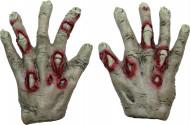 Main zombie pourri adulte
