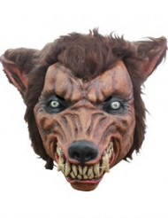 Masque 3/4 loup garou