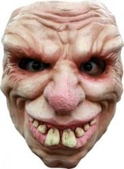 Demi masque homme effrayant