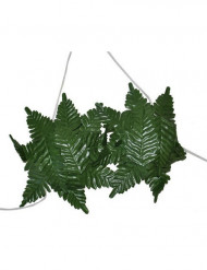 Soutien gorge feuilles vertes Hawaï femme