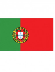 Drapeau supporter Portugal 150 x 90 cm