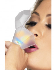 Bague lumineuse petit verre adulte