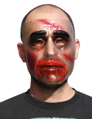 Masque transparent Halloween homme