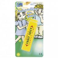 Paquet chewing gum lance eau