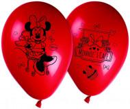 8 Ballons Minnie café™