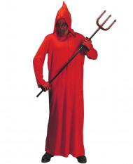 Déguisement démon rouge adulte Halloween