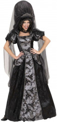 Déguisement vampire baroque femme