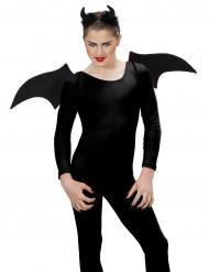 Set démon noir Halloween