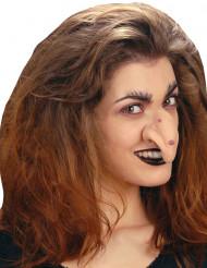 Faux nez de sorcière adulte Halloween