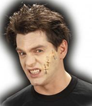 Fausse plaie épingles adulte Halloween