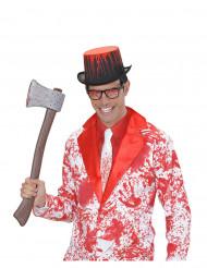 Cravate ensanglantée adulte Halloween