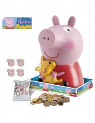 Tirelire avec bonbons Peppa Pig™