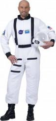 Déguisement astronaute blanc adulte