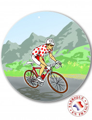 Cut-out cycliste