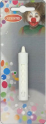 Crayon maquillage rétractable blanc
