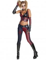 Déguisement Harley Quinn Batman Arkham City™ femme