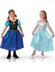 Déguisements duo Anna et Elsa La Reine des Neiges™ fille