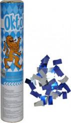 Canon à confettis 20 cm Fête de la bière