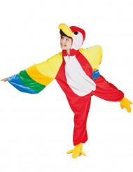 Déguisement perroquet enfant