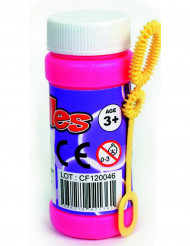 Flacon bulles de savon 60 ml