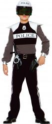 Coffret déguisement Policier Garçon